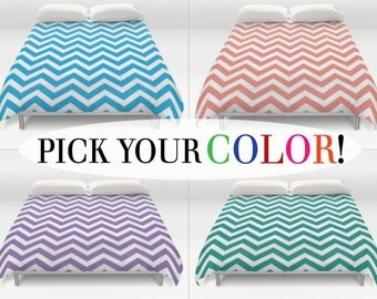 blue green bedding chevron duvet cover chevron bedding king