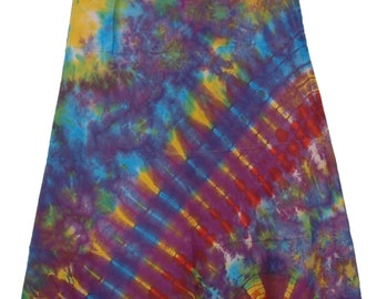 Magical Cosmos Tie Dye Skirt