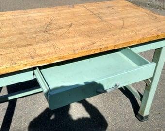Mid Century Work Table/Desk