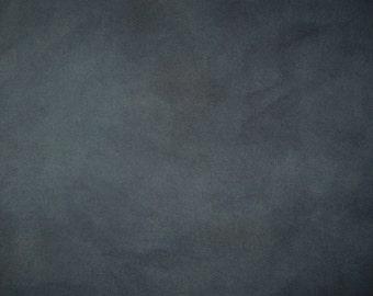 Peddler Blue over Oatmeal,  Rug Hooking Wool, Fat Quarter