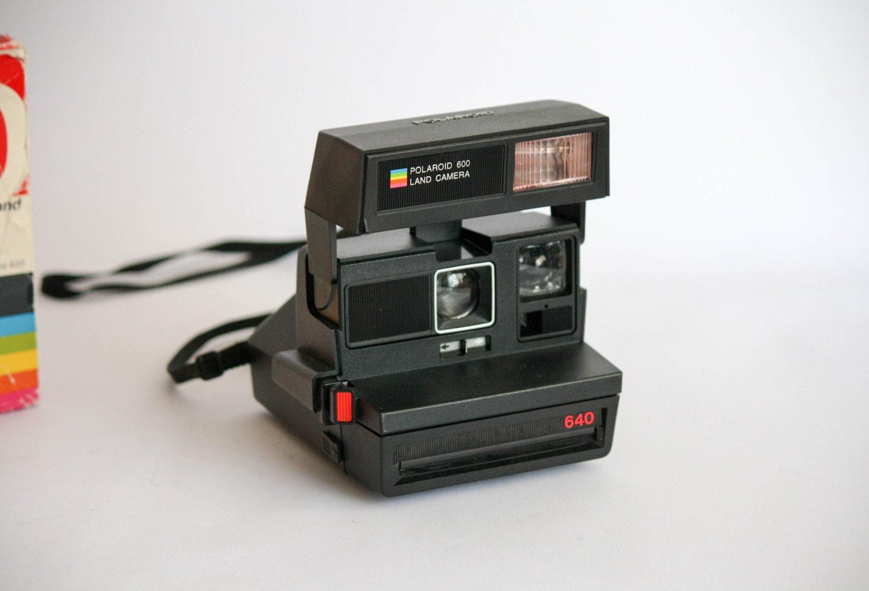 polaroid 640 land camera manual