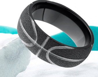 Basketball ring Etsy