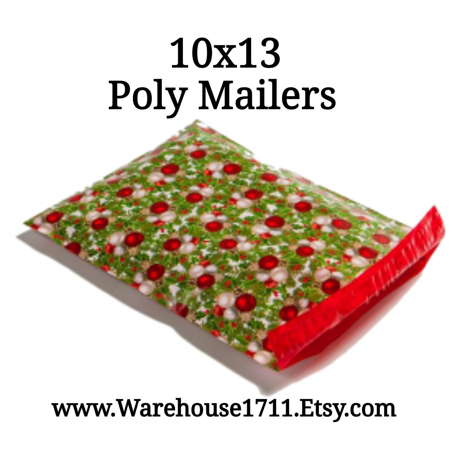 Bubble Christmas Mailers WallsKid