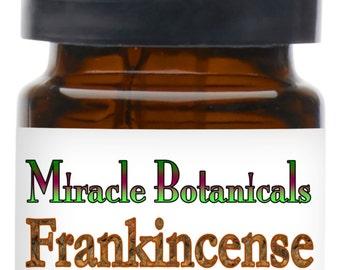 Miracle Botanicals Frankincense Sacra Essential Oil - 100% Pure Boswellia Sacra...Free US Shipp