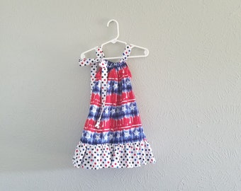 Baby/Toddler 4th of July Dress