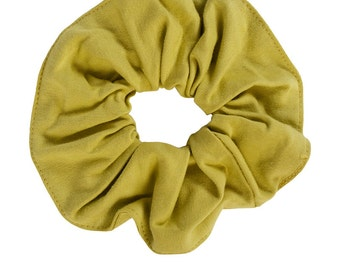 Deadstock 90s Cotton Scrunchies! ~ Multiple Colors! ~ Brights and Pastels!