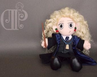 Luna Lovegood Plush Doll Plushie Toy