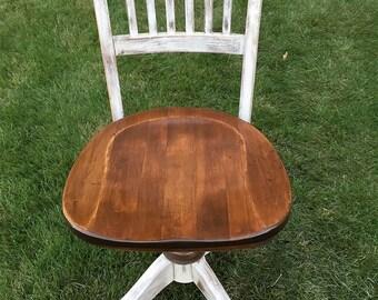 sold 1920u0027s antique desk chair vintage wood desk chair chair chas