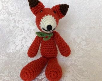 Fox Amigurumi