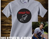 ON SALE - Mouse Rat Band Tshirt from Parks and Recreation scare crow boat scarecrow boat- Adult sizes - fun Tv Chris Pratt Andy Dwyer