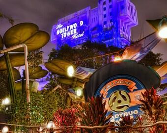 Disney California Adventure Francis' Tower of Terror DCA Disneyland