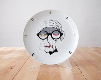 Le Corbusier Plate