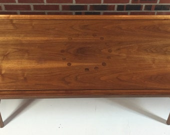 Drexel Declaration Coffee Table by Kipp Stewart for Drexel Circa 1960s