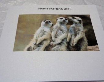 Free Shipping of Father's Day Cards except for priority or same day!