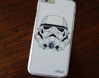 Stormtrooper Phone Cover for iPhone 6/6s 6 Plus iPhone 5 5s 5c 4 4s Samsung Galaxy s6 s5 s4, s3 and more