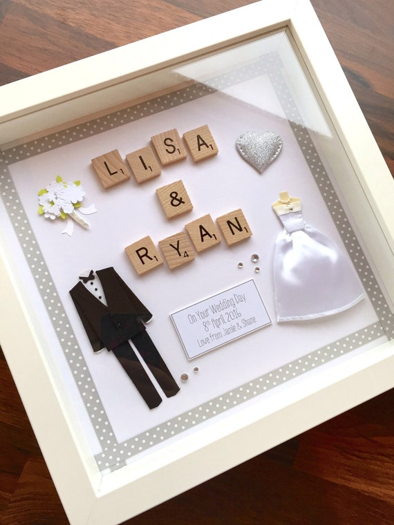 Personalised Wedding Photo Frames Uk : ... Guest Books Portraits & Frames Wedding Favours All Gifts & Mementos