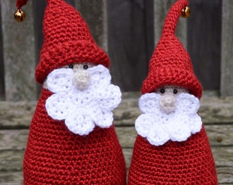 Christmas Gnome Crochet Pattern