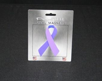 Magnet Violet Ribbon