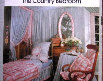 REDUCED! Decorator Simplicity HOUSE Pattern 105 : The Country Bedroom with Step-by-Step Tutorial