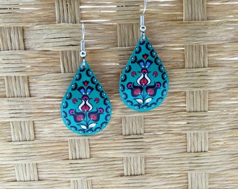 Colorful Authentic Earrings