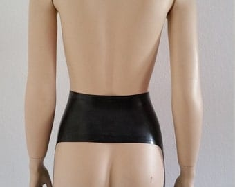"Latex Mini Skirt ""Kinky Mini Skirt"" by Maniac Latex"