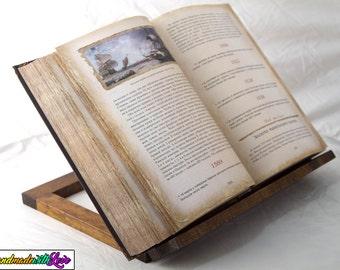 Wooden Bookends Handmade