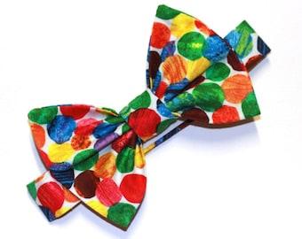 Baby Bow Tie, Very Hungry Caterpillar, Baby Boy Bow Tie, Bowties, Bow Tie, Boys Bow Tie, Boys Bow Tie, Caterpillar Birthday Party
