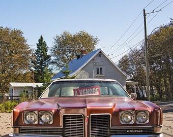 1971 Pontiac Parisienne - Kamouraska, CA  2016