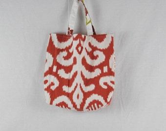 Carol Coral Tote Bag