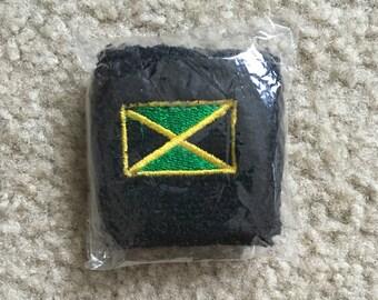 Jamaica Flag Wristbands
