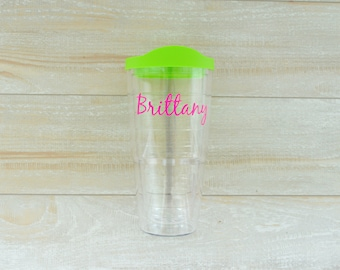 Personalized Tervis Tumbler 24oz