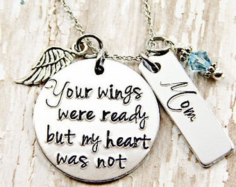 Your Wings Were Ready But My Heart Was Not Angel Baby