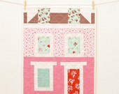 PDF Quilt Pattern - Notting Hill House MINI