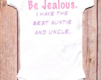 Aunt Shirt, Uncle Shirt, I love my Aunt Outfit, Best Aunt, Best Uncle Outfit, I Love My Auntie Shirt, I love my Uncle Toddler Shirt, Aunt