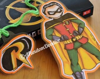 Robin (DC) Bookmark
