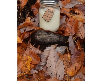 Fall/Winter 8oz Soy Candle