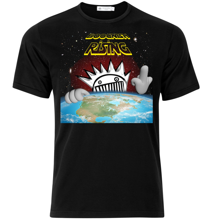 ween boognish rising tshirt by ryzdyzedesigns on etsy