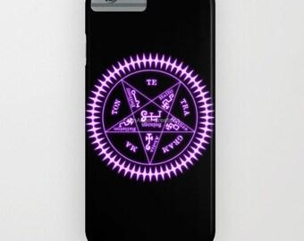 Phone Case, 18 Styles Available! Sebastian Michaelis Sigil - iPhone, iPod, & Samsung Galaxy!