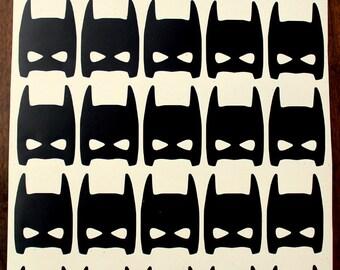 Batman Logo Vinyl Batman Vinyl Sticker Batman Birthday - Batman vinyl decal stickers