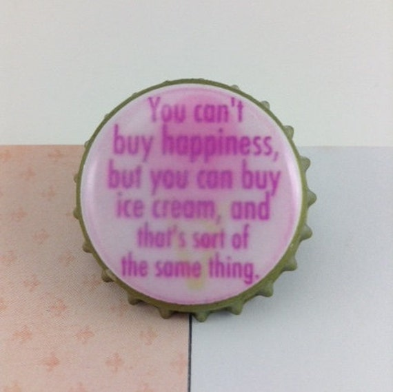 Items similar to You can't buy happiness, but you can buy ...
