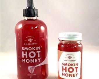 Smokin' Hot Honey