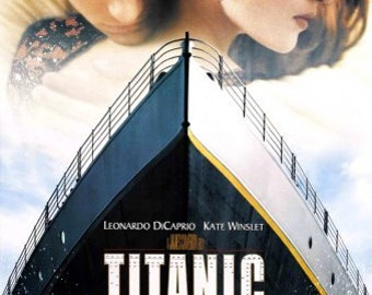 Titanic Movie Poster Reproduction titanicposter01o27
