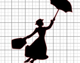 Mary Poppins decal