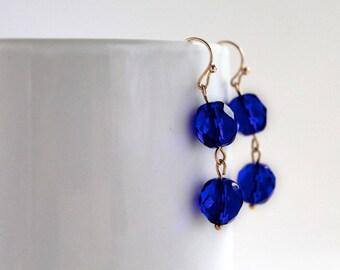 Rachel Bluberry Earrings