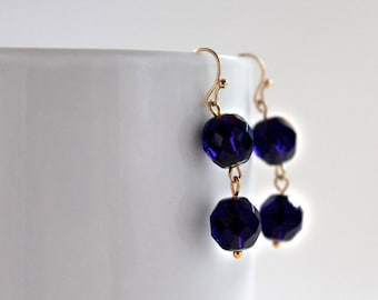 Tamar Midnight Earrings