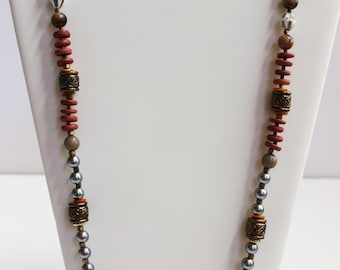 Eclectic Vintage Necklace