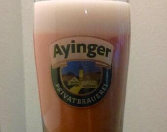 Ayinger 20oz Ale Candle