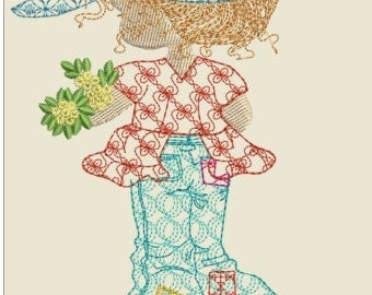 "sarah kay machine embroidery download 5 different sizes (9x9""7x7""6x6 ""  5x5 4x4 ""hoop)"