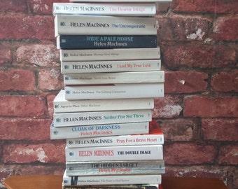 VINTAGE Helen McInnes Book Bundle - 17 books