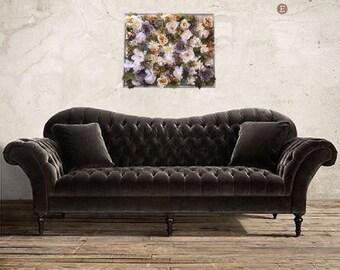 Natural Pallette 3D Floral Wall Art